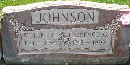 JOHNSON, FLORENCE - Montgomery County, Ohio | FLORENCE JOHNSON - Ohio Gravestone Photos