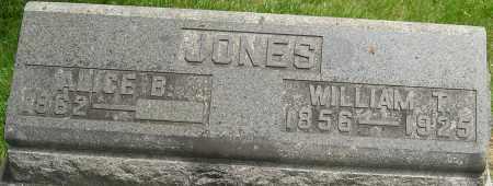 JONES, ALICE BELLE - Montgomery County, Ohio | ALICE BELLE JONES - Ohio Gravestone Photos