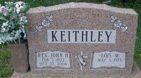 KEITHLEY, JOHN H. REV. - Montgomery County, Ohio   JOHN H. REV. KEITHLEY - Ohio Gravestone Photos