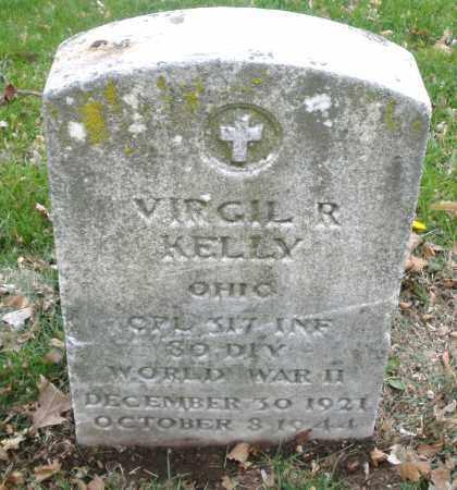 KELLY, VIRGIL R. - Montgomery County, Ohio | VIRGIL R. KELLY - Ohio Gravestone Photos