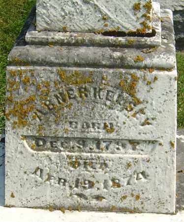 KELSEY, ABNER - Montgomery County, Ohio   ABNER KELSEY - Ohio Gravestone Photos