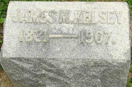 KELSEY, JAMES MILTON - Montgomery County, Ohio | JAMES MILTON KELSEY - Ohio Gravestone Photos