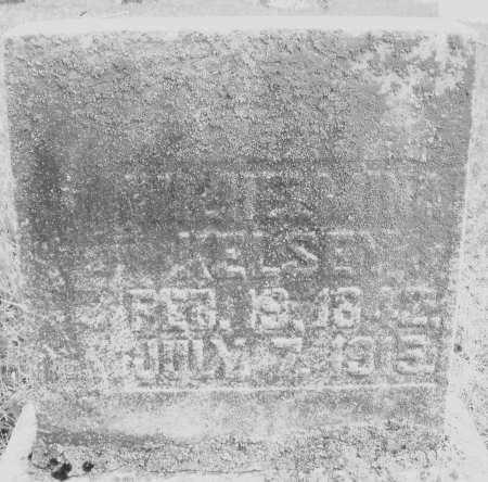 KELSEY, N. ? - Montgomery County, Ohio   N. ? KELSEY - Ohio Gravestone Photos