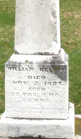 KELSEY, WILLIAM - Montgomery County, Ohio | WILLIAM KELSEY - Ohio Gravestone Photos