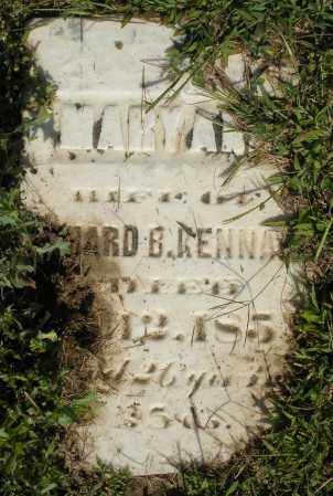 KENNARD, MARY ANN - Montgomery County, Ohio | MARY ANN KENNARD - Ohio Gravestone Photos