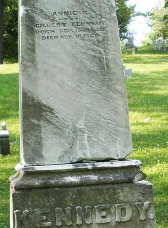 KENNEDY, ANNIE R. - Montgomery County, Ohio | ANNIE R. KENNEDY - Ohio Gravestone Photos