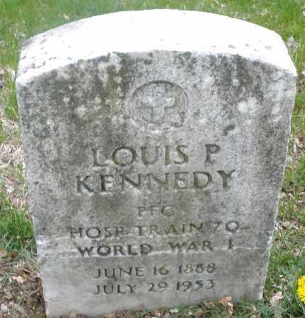 KENNEDY, LOUIS P. - Montgomery County, Ohio | LOUIS P. KENNEDY - Ohio Gravestone Photos