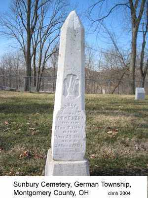 KERN, CHARLES - Montgomery County, Ohio | CHARLES KERN - Ohio Gravestone Photos