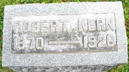 KERN, ROBERT - Montgomery County, Ohio   ROBERT KERN - Ohio Gravestone Photos