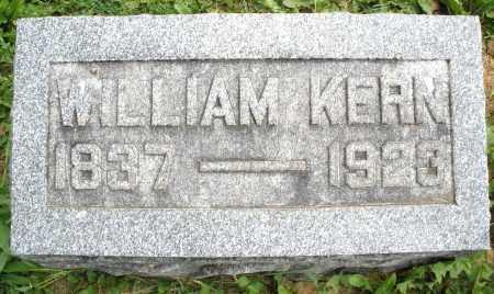 KERN, WILLIAM - Montgomery County, Ohio | WILLIAM KERN - Ohio Gravestone Photos