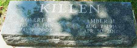 KILLEN, AMBER H - Montgomery County, Ohio   AMBER H KILLEN - Ohio Gravestone Photos