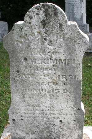 KIMMEL, ANNA MARY - Montgomery County, Ohio | ANNA MARY KIMMEL - Ohio Gravestone Photos