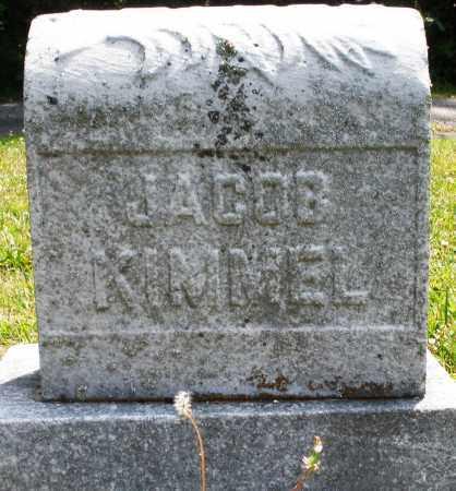 KIMMEL, JACOB - Montgomery County, Ohio | JACOB KIMMEL - Ohio Gravestone Photos