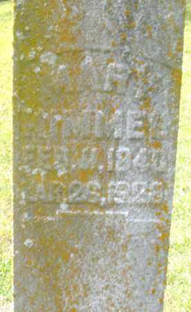 KIMMEL, MARY - Montgomery County, Ohio   MARY KIMMEL - Ohio Gravestone Photos