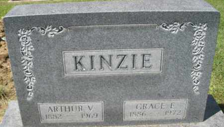 KINZIE, GRACE E. - Montgomery County, Ohio | GRACE E. KINZIE - Ohio Gravestone Photos