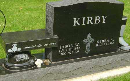 KIRBY, JASON - Montgomery County, Ohio | JASON KIRBY - Ohio Gravestone Photos