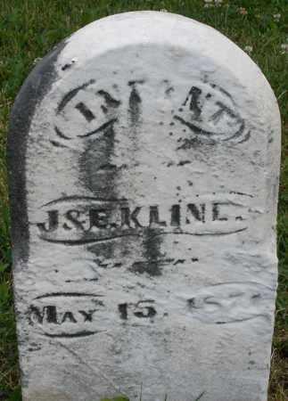 KLINE, INFANT DAUGHTER - Montgomery County, Ohio   INFANT DAUGHTER KLINE - Ohio Gravestone Photos