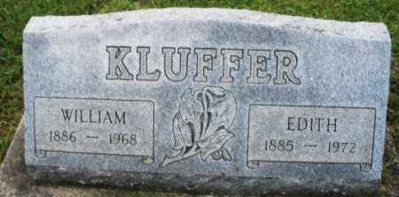 KLUFFER, EDITH - Montgomery County, Ohio | EDITH KLUFFER - Ohio Gravestone Photos