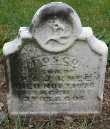 KNEE, ROSCO - Montgomery County, Ohio | ROSCO KNEE - Ohio Gravestone Photos