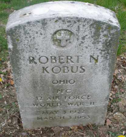 KOBUS, ROBERT  N. - Montgomery County, Ohio | ROBERT  N. KOBUS - Ohio Gravestone Photos