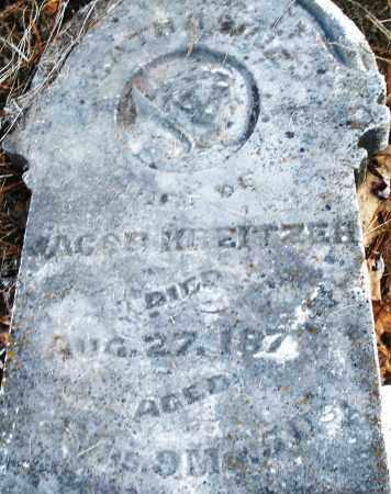 KREITZER, CATHARINE - Montgomery County, Ohio   CATHARINE KREITZER - Ohio Gravestone Photos