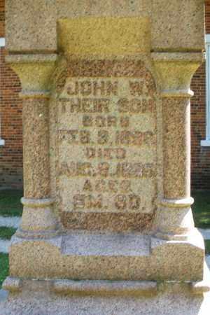 KREITZER, JOHN W. - Montgomery County, Ohio | JOHN W. KREITZER - Ohio Gravestone Photos
