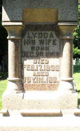 KREITZER, LYDIA - Montgomery County, Ohio   LYDIA KREITZER - Ohio Gravestone Photos