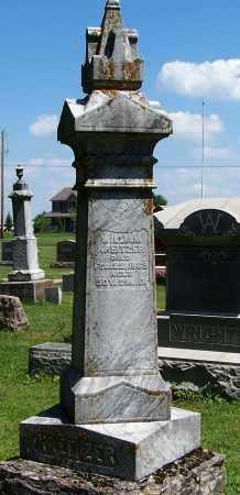 KREITZER, WILLIAM - Montgomery County, Ohio | WILLIAM KREITZER - Ohio Gravestone Photos