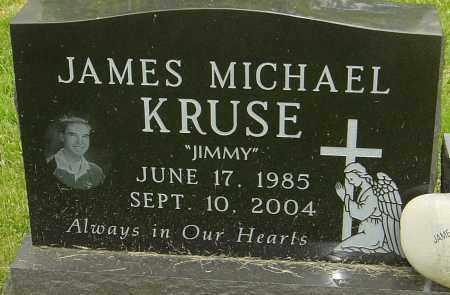 KRUSE, JAMES MICHAEL - Montgomery County, Ohio | JAMES MICHAEL KRUSE - Ohio Gravestone Photos