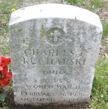 KUCHARSKI, CHARLES - Montgomery County, Ohio | CHARLES KUCHARSKI - Ohio Gravestone Photos