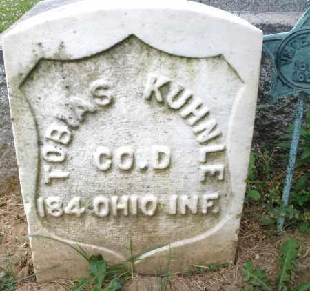 KUHNLE, TOBIAS - Montgomery County, Ohio | TOBIAS KUHNLE - Ohio Gravestone Photos