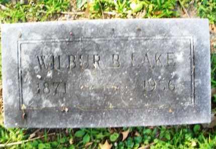 LAKE, WILBUR - Montgomery County, Ohio | WILBUR LAKE - Ohio Gravestone Photos