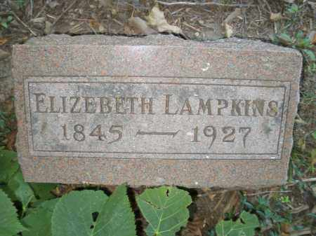 LAMPKINS, ELIZABETH - Montgomery County, Ohio | ELIZABETH LAMPKINS - Ohio Gravestone Photos