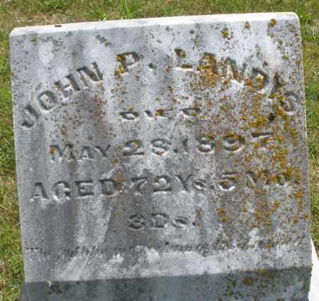 LANDIS, JOHN P. - Montgomery County, Ohio | JOHN P. LANDIS - Ohio Gravestone Photos