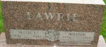 HIGHFILL LAWRIE, NELLIE - Montgomery County, Ohio | NELLIE HIGHFILL LAWRIE - Ohio Gravestone Photos