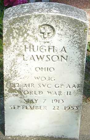 LAWSON, HUGH - Montgomery County, Ohio | HUGH LAWSON - Ohio Gravestone Photos