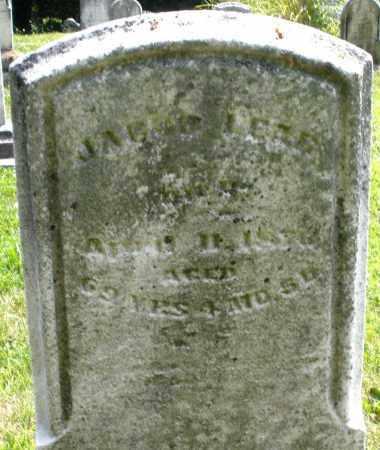 LEAR, JACOB - Montgomery County, Ohio | JACOB LEAR - Ohio Gravestone Photos