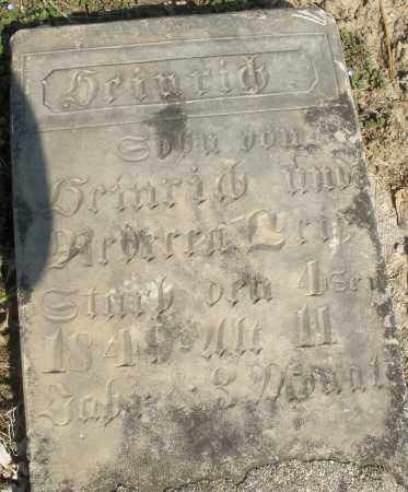 LEIS, HEINRICK - Montgomery County, Ohio | HEINRICK LEIS - Ohio Gravestone Photos