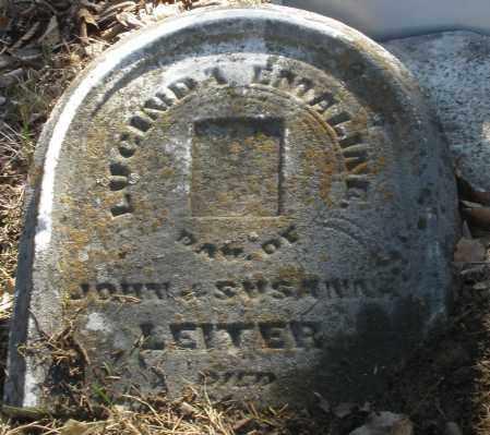 LEITER, LUCINDA EMALINE - Montgomery County, Ohio   LUCINDA EMALINE LEITER - Ohio Gravestone Photos