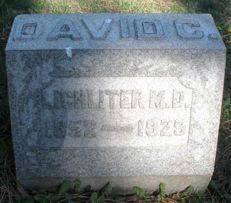LICHLITER, DAVID C. M.D. - Montgomery County, Ohio | DAVID C. M.D. LICHLITER - Ohio Gravestone Photos