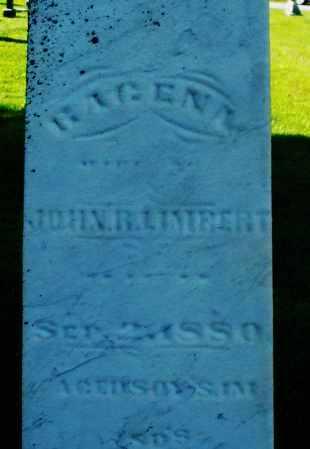 LIMBERT, RAGENA - Montgomery County, Ohio | RAGENA LIMBERT - Ohio Gravestone Photos
