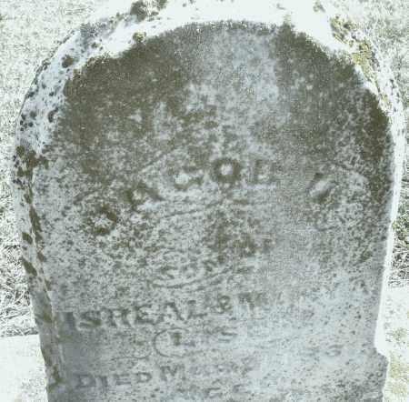LISE, JACOB H. - Montgomery County, Ohio | JACOB H. LISE - Ohio Gravestone Photos
