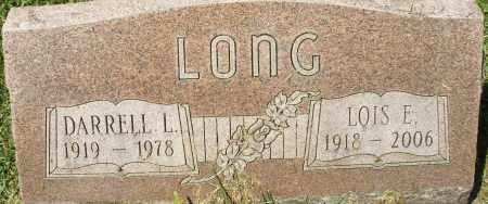 LONG, DARRELL L. - Montgomery County, Ohio | DARRELL L. LONG - Ohio Gravestone Photos