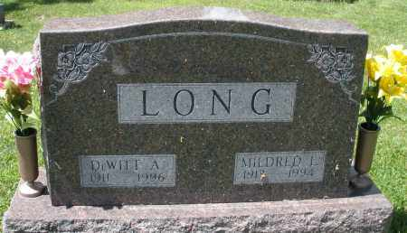 LONG, DEWITT A. - Montgomery County, Ohio | DEWITT A. LONG - Ohio Gravestone Photos