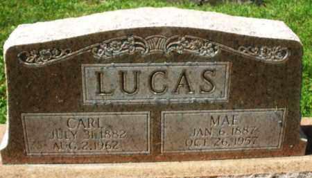 LUCAS, MAE - Montgomery County, Ohio | MAE LUCAS - Ohio Gravestone Photos