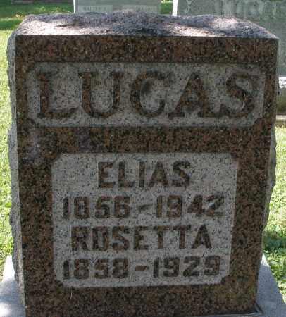 LUCAS, ROSETTA - Montgomery County, Ohio | ROSETTA LUCAS - Ohio Gravestone Photos