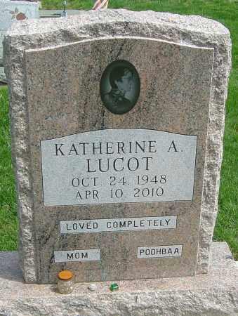 LUCOT, KATHERINE A - Montgomery County, Ohio | KATHERINE A LUCOT - Ohio Gravestone Photos