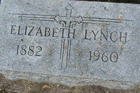 LYNCH, ELIZABETH - Montgomery County, Ohio | ELIZABETH LYNCH - Ohio Gravestone Photos