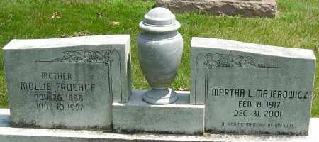 MAJEROWICZ, MARTHA L - Montgomery County, Ohio   MARTHA L MAJEROWICZ - Ohio Gravestone Photos