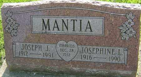 MANTIA, JOSEPH J - Montgomery County, Ohio | JOSEPH J MANTIA - Ohio Gravestone Photos